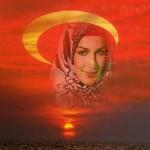bayrak_ve_kadın